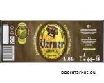 Verner Meeõlu (Honey Beer) 1,5 L