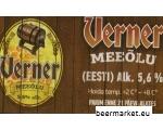 Verner Meeõlu, small (Honey Beer)