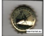 AleCoq  cap  Saaremaa X (Saarlane lahkub viimasena) golden color