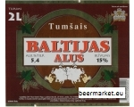 Baltijas Alus  2 L (Baltic Beer for Latvian market)