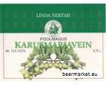 Gooseberry WINE (Karusmarjavein)