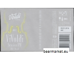 ViVoldi Session IPA label by Voldi Brewery