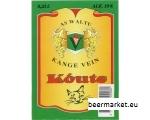 KÕUTS (tomcat)  strong   wine  0,33 L