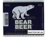 Bear Beer 9 % (for Latvian market)